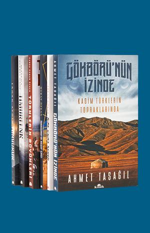 Türklerin Kadim Tarihi Seti